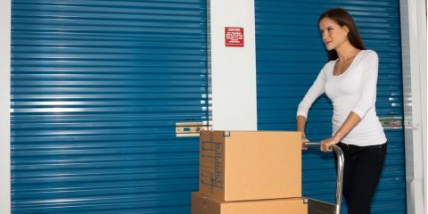 3 Tips for Choosing the Right Storage Unit Size, West Chester, Ohio