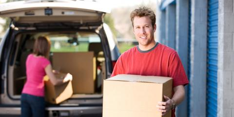 How to Maximize Space in Your Storage Unit, Hesperia, California