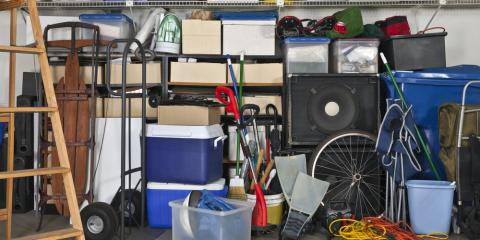 Use Storage Units Frequently? Achieve Easier Access With These 4 Organization Tips, Wailuku, Hawaii