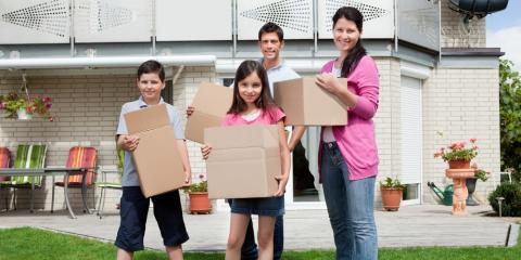 What to Bring & What to Store During a Move, Cookeville, Tennessee