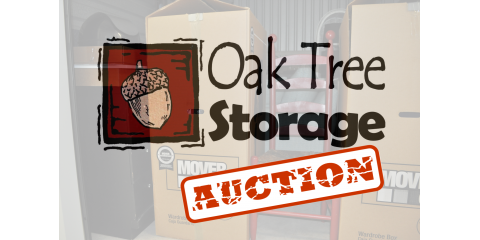 STORAGE AUCTION 1/12/19, Duncan, Oklahoma