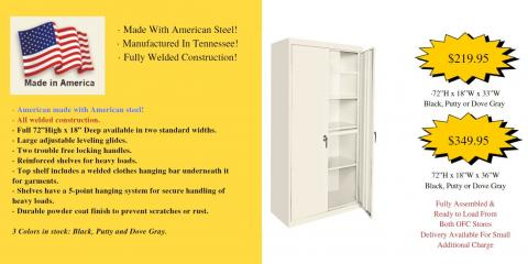 Why It's Crucial to Have Quality Storage Cabinets for Your Office, Covington, Kentucky