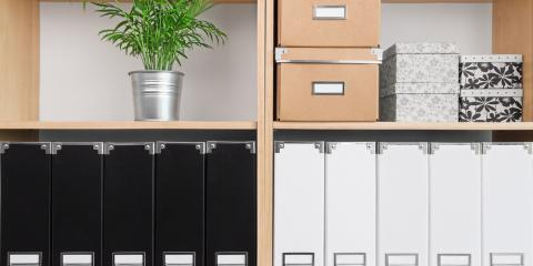 Local Storage Space Offers Tips for Maintaining an Organized Home , Stayton, Oregon