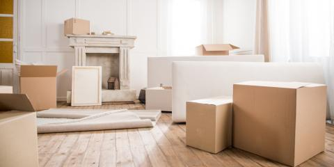 How a Storage Unit Can Help You Downsize, Greensboro, North Carolina