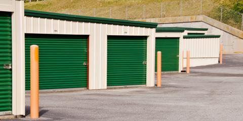 3 Great Benefits You Get When Using Short-Term Storage Units, Anchorage, Alaska