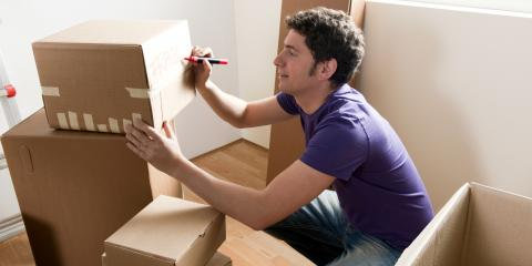 5 Ways to Label Boxes for Your Storage Unit, Anchorage, Alaska