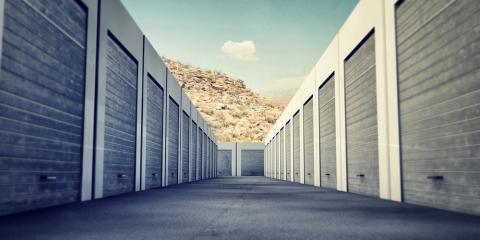 3 Benefits of Using a Self-Storage Facility, Texarkana, Texas