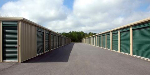 5 Reasons Why You Might Need a Secure Storage Unit, Puyallup, Washington