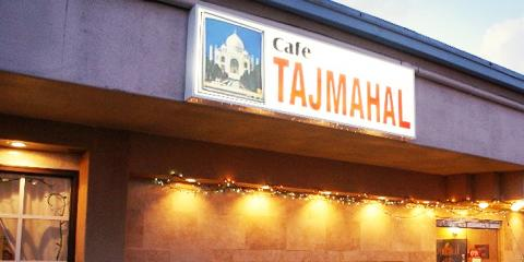 Cafe Taj Mahal, Honolulu, Hawaii