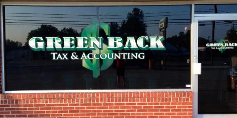 Green Back Tax & Accounting, Tax Consultants, Finance, Richmond, Kentucky