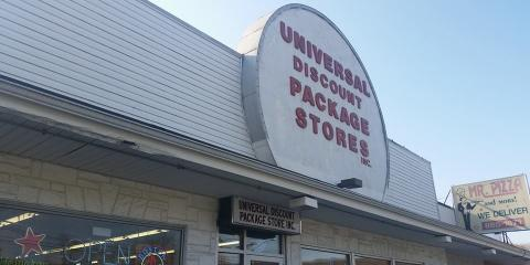 Universal Discount Package Store, Liquor Store, Restaurants and Food, Norwich, Connecticut