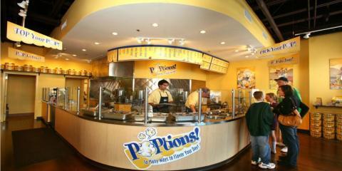 Poptions! Popcorn, Popcorn, Restaurants and Food, Saint Louis, Missouri