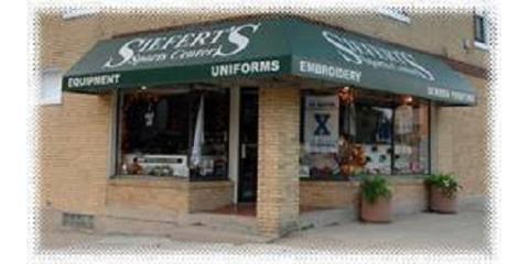 Retail and Team Sporting Goods Store, Cincinnati, Ohio