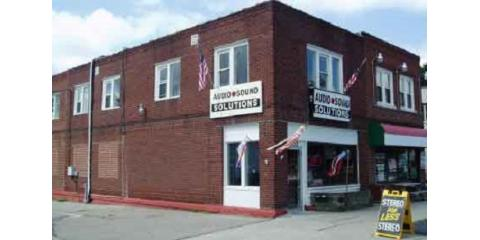 Audio Sound Solutions, Used TV & Stereo Equipment, Shopping, East Rochester, New York