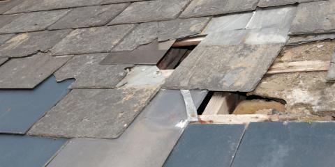 3 Suggestions for Handling Storm Damage Roof Repair, Lorain, Ohio