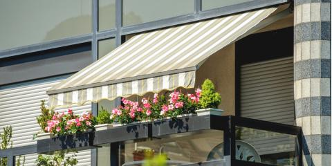 3 Tips for Creating the Perfect Commercial Awning, Rochester, New York