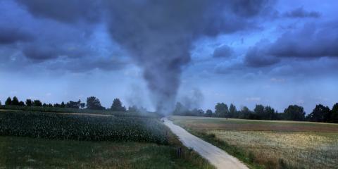 Where Should You Go During a Tornado?, Purcell, Oklahoma