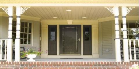 What You Should Look for When Buying Storm Doors, Forest Park, Ohio