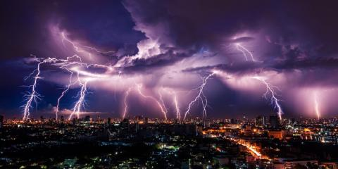 Restoration Services Company Explains Thunderstorm Preparation, Koolaupoko, Hawaii