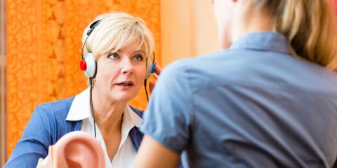 3 Signs It's Time to See an Audiologist, Stow, Ohio