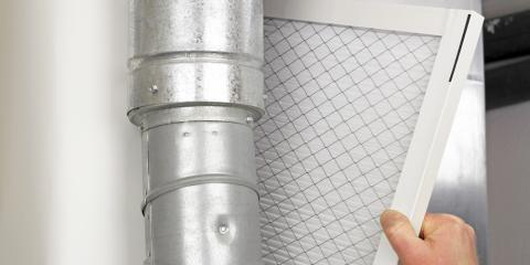 4 Important Reasons to Change Your Furnace Filter Regularly, Somerset, Kentucky