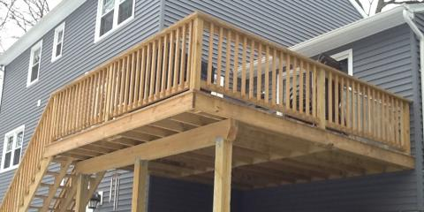 3 Things to Think About When Planning Your Deck Installation Project, Stratford, Connecticut