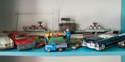 5 Factors That Make Vintage Toys Valuable, Streetsboro, Ohio