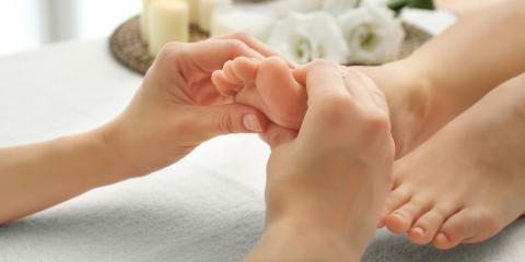 How Reflexology Achieves Stress Relief, Sea Girt, New Jersey