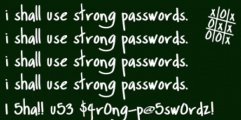 Part 2 What Does A Strong Password Look Like?, Tulsa, Oklahoma