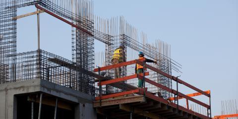 4 Common Ways to Use Structural Steel, Dalton, Georgia