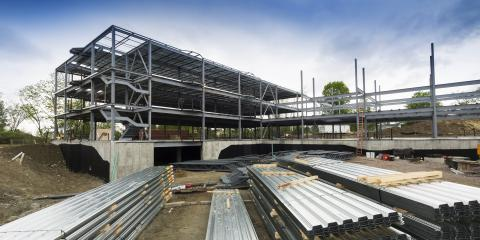 How Is Structural Steel Used in Construction?, Dothan, Alabama