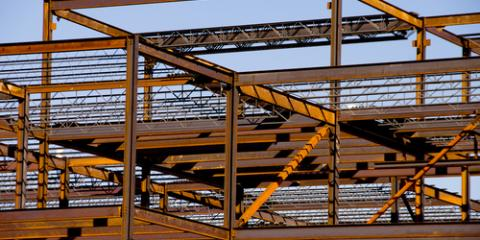 3 Benefits of Structural Steel Frames for Construction, Wood, Missouri