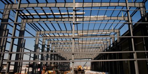 Everything You Need to Know About Structural Steel, Dalton, Georgia