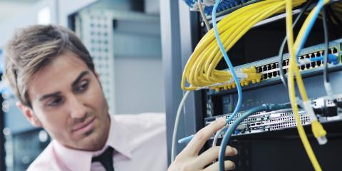 What Is Structured Cabling & Why Is It Important for Network Services?, Tulsa, Oklahoma