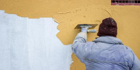 The Differences Between Stucco and Plaster, Columbus, Ohio