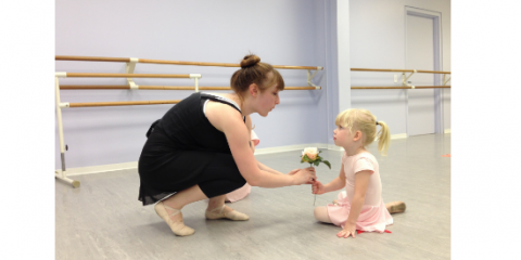 Phoebe Sandford Returns to The Ridgefield School of Dance to Teach Summer Dance, Ridgefield, Connecticut