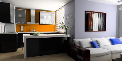 5 Ways to Define Separate Spaces in a Studio Apartment, Statesboro, Georgia