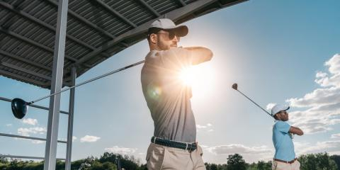 The Golfer's Guide to Avoiding Sports Injuries, Sturgis, Michigan