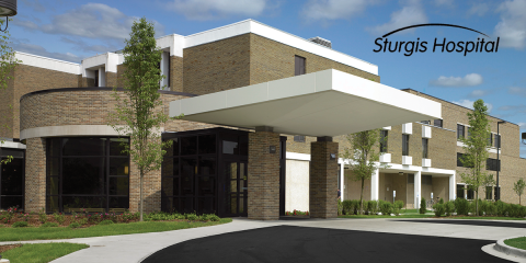 Sturgis Hospital, Medical Groups, Health and Beauty, Sturgis, Michigan