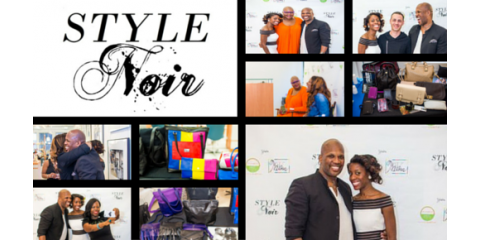 Vedazzling Accessories Meets New York Fashion Week with Style NOIR, Brooklyn, New York