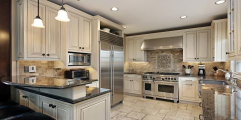 What Are the Benefits of Repainting Kitchen Cabinets?, Lexington-Fayette Central, Kentucky