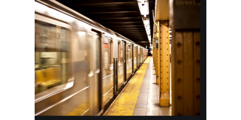 New York has one of the worlds oldest and largest subway systems, Manhattan, New York