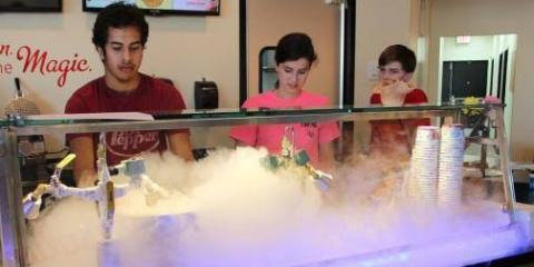 Frozen Desserts That Please Everyone, Made to Order by SubZero , Brookhaven, New York