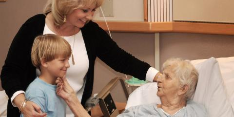 4 FAQ About Visiting Loved Ones in Hospice Care, ,