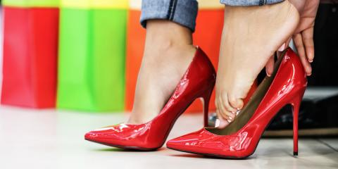 3 Types of Footwear That May Lead to Foot Pain, Norwich, Connecticut