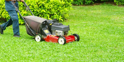 How to Know What Your Lawn Mowing Schedule Should Be , Suffield, Connecticut