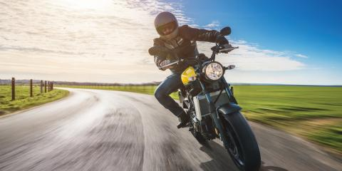 3 Tips for Staying Safe on a Motorcycle, Sugar Land, Texas