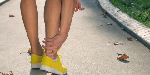 How to Prevent a Sprained Ankle, Sugar Land, Texas