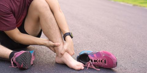 A Guide to Sprained Ankles, Sugar Land, Texas