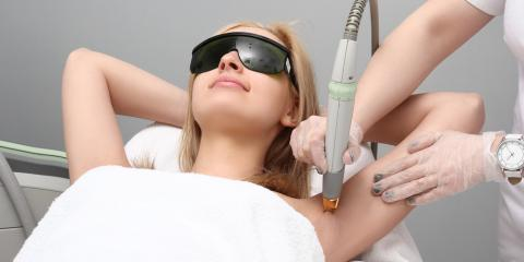 A Dermatologist on What to Expect at Your First Laser Hair Removal Treatment, Sugar Land, Texas